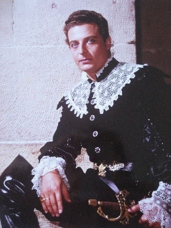 Alfredo Kraus Duke of Mantua color