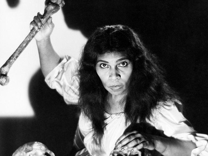 Marian An derson as Ulrica