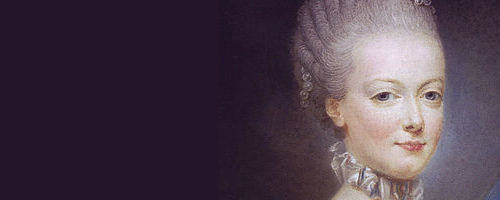 Marie Antoinette Came age 13