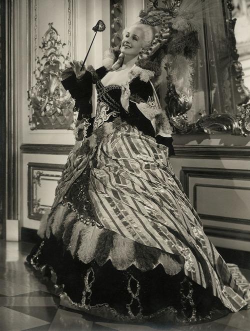 Marie Antoinette Costume Ball