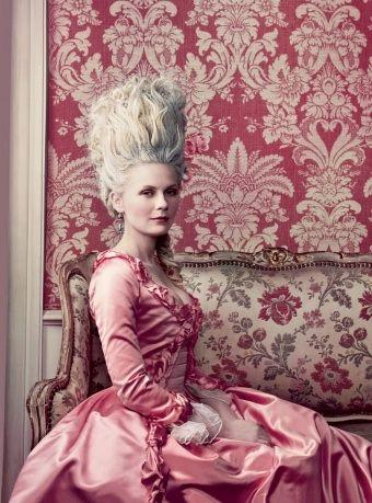 Marie Antoinette Kirsten Pink