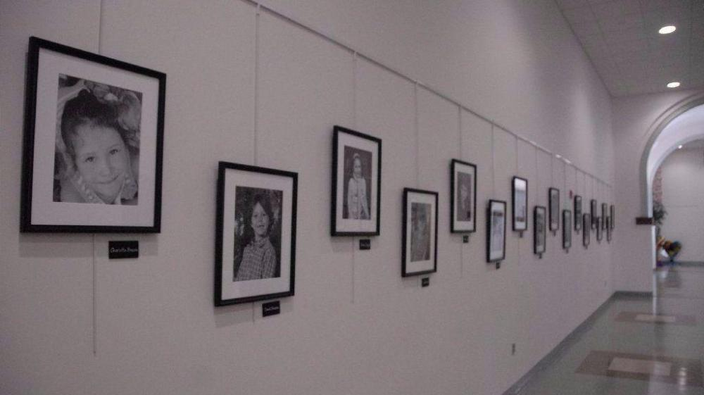 Newtown Town Center Photo Exhibit of