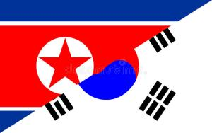 Flag of the Koreas