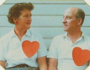 Julia and Paul Child