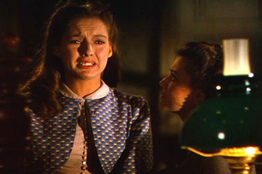 GWTW Sue Ellen crying
