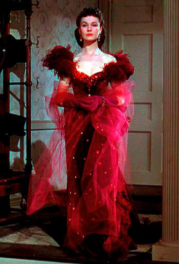 Scarlett in scarlett