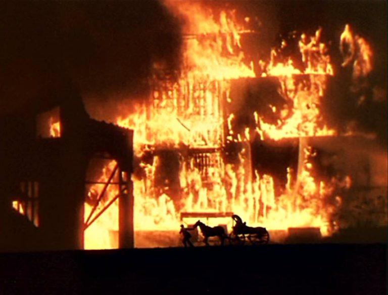 GWTW Burning of Atlanta