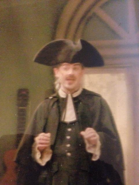 Brad as Basilio Medium
