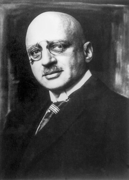 Fritz Haber Portrait