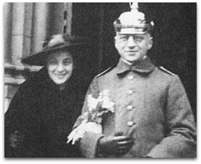 Fritz Haber Second Wedding 082517