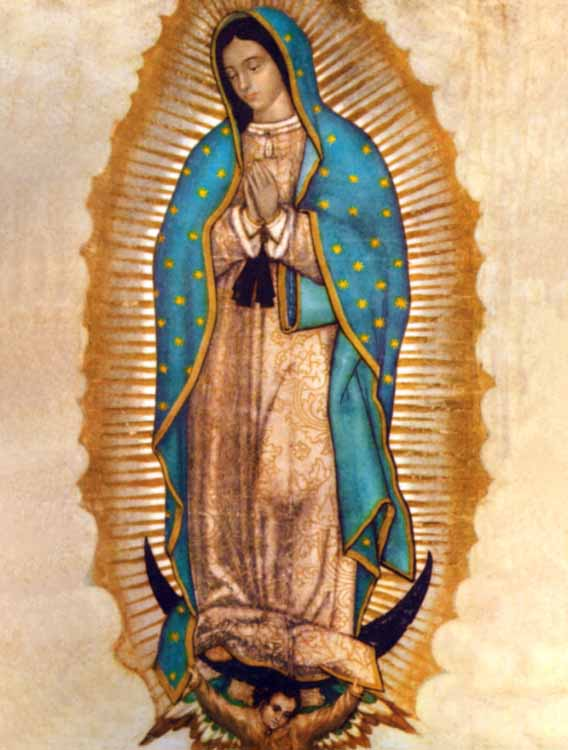 Mary - Lady of Guadalupe