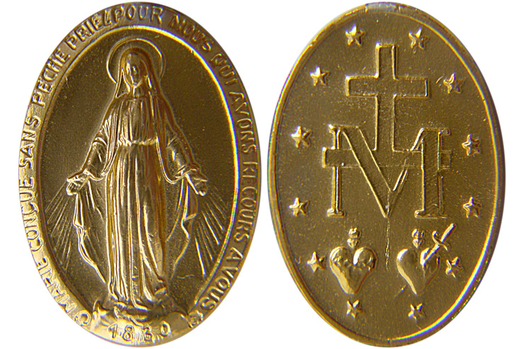 Mary - Miraculous Medal