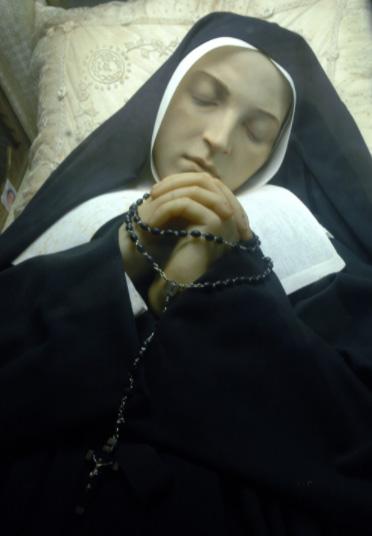 Mary - St. Bernadette