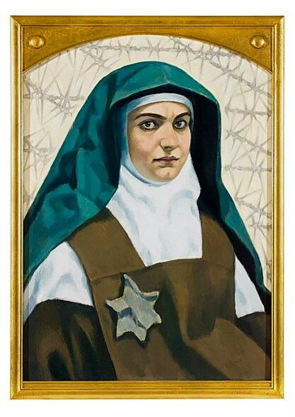 Edith Stein Star of David