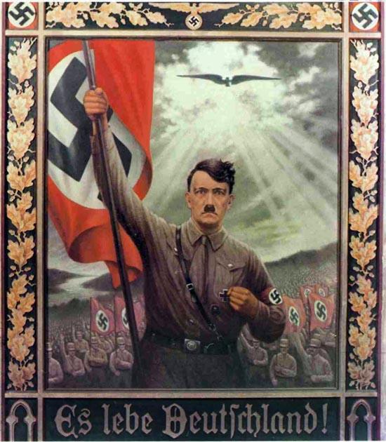 Hitler as God