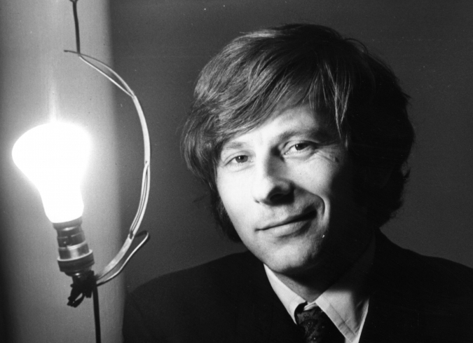 Roman Polanski being enlightened