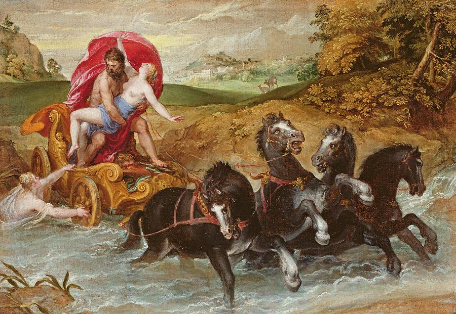 Roman Polanski Rape of Persephone