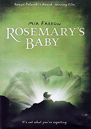 Roman Polanski Rosemary's Baby Poster