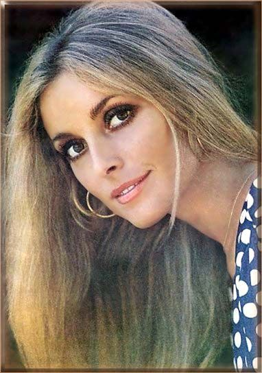 Roman Polanski Sharon Tate Model