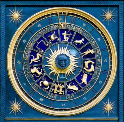 Zodiac Sky Blue