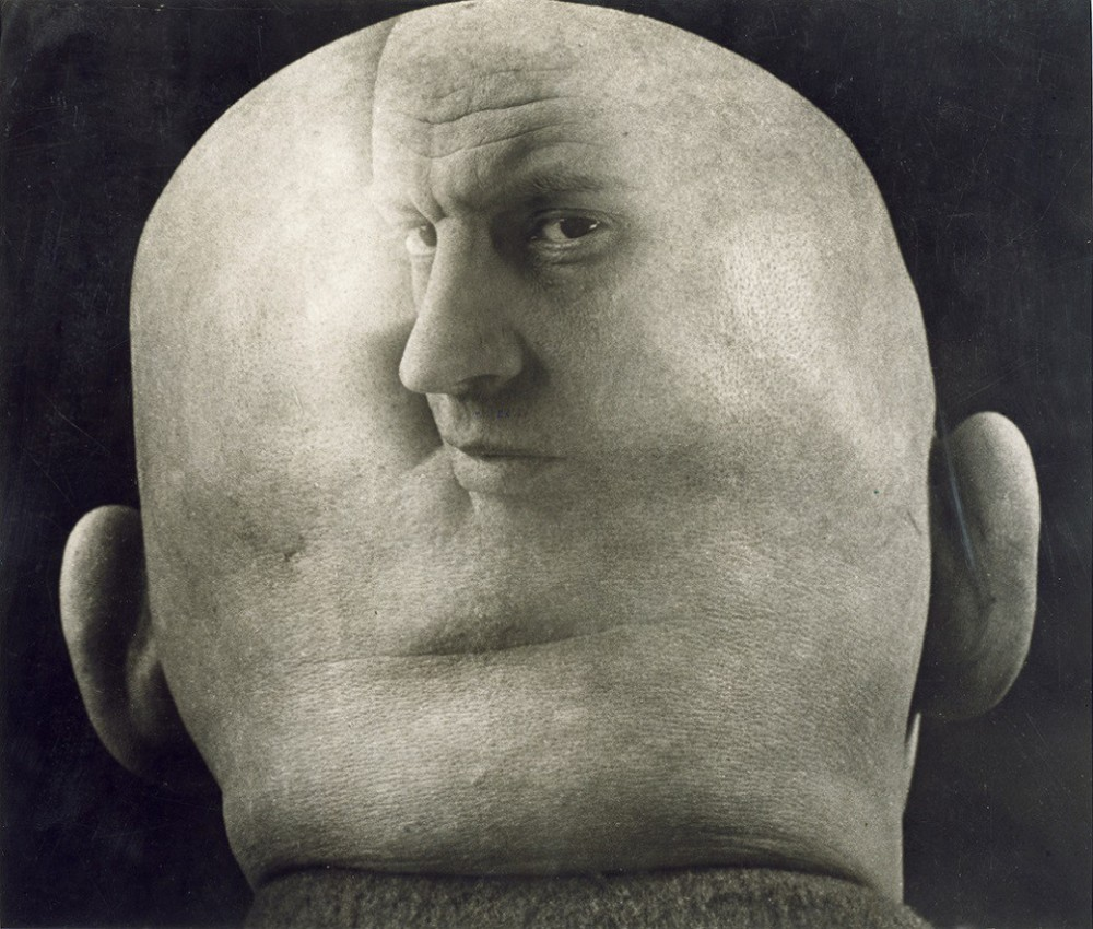 Alexander Rodchenko Caricature by Georgy Petrusov 1933