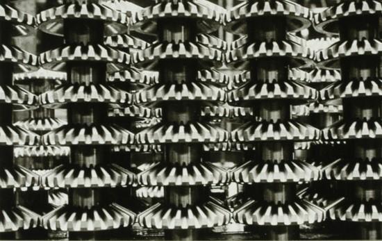 Alexander Rodchenko Gears 1929