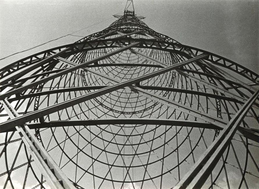 Alexander Rodchenko Shukov Tower 1929