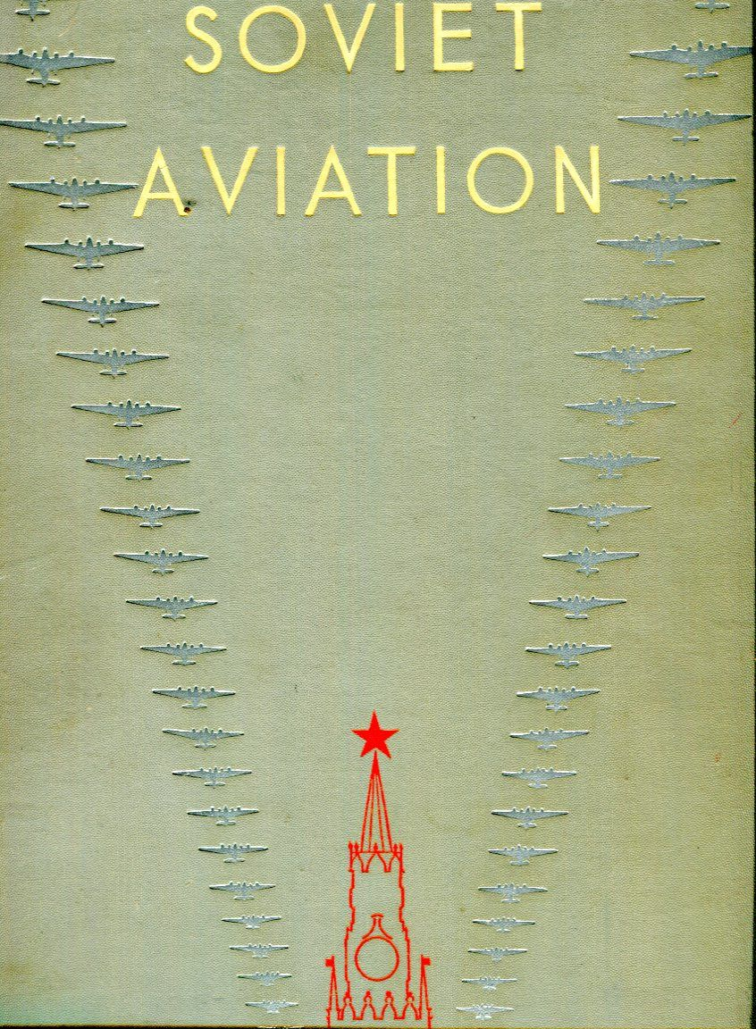 Alexander Rodchenko Soviet Aviation Cover
