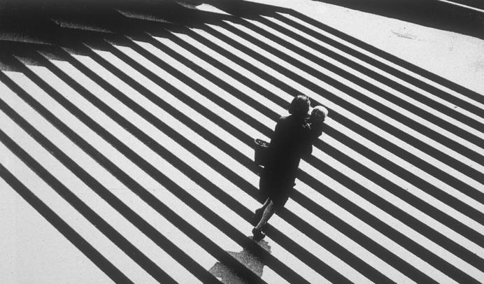 Alexander Rodchenko The Stairs 1929