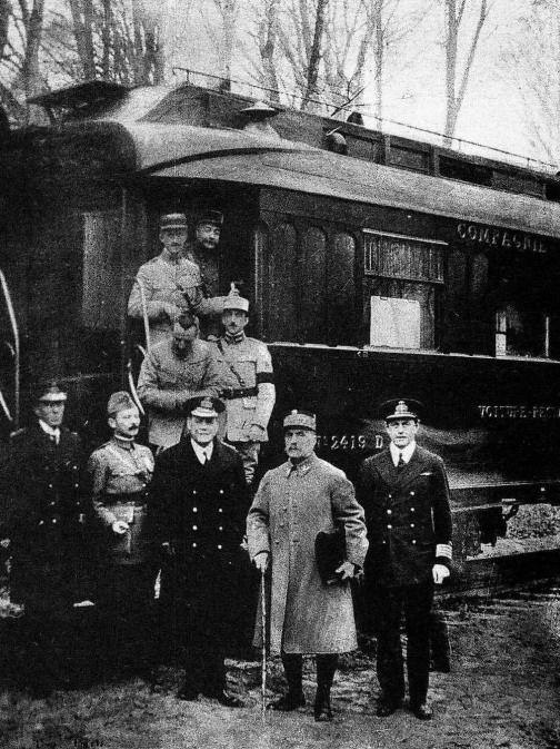 Armistice Railway Car