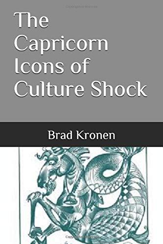 "Brad Kronen Presents his Book – ""The Capricorn Icons of"