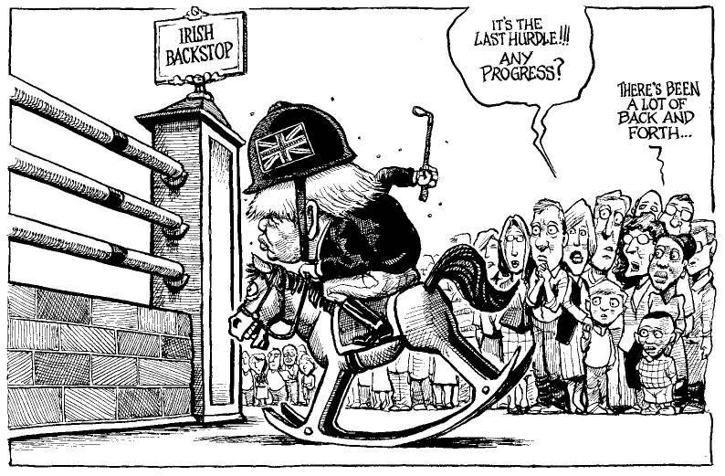 Brexit - The Last Hurdle