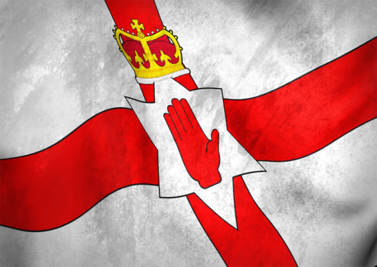 Ulster Flag