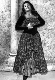 "Shirley Verrett making her Metropolitan Opera debut as the title character in Georges Bizet's ""Carmen"" in 1968"