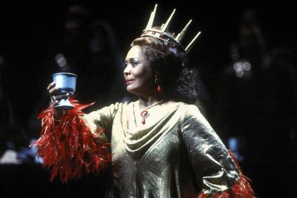"The soprano role Shirley Verrett triumphed in most, as Lady Macbeth in Giuseppe Verdi's operatic homage to Shakespeare's Scottish play, ""Macbeth""."