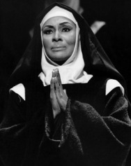 "Shirley Verrett makes a striking Mother Superior doomed to face the guillotine in Poulenc's riveting tragedy ""The Dialogues of the Carmelites""."