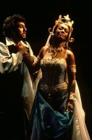 "Shirley Verrett single handedly revived interest in operas considered long dead such as with her performance seen here in Giacomo Meyerbeer's opera ""L'Africaine""."