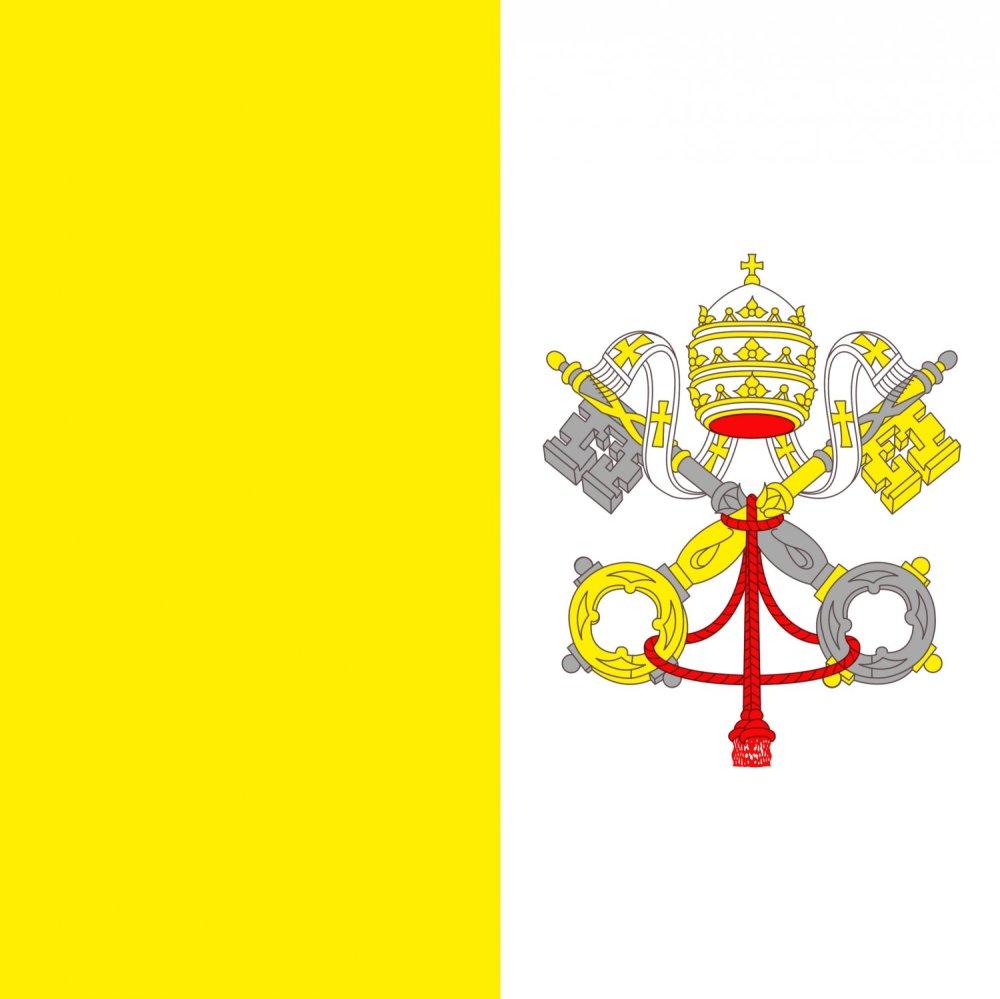 Vatican Flag 3