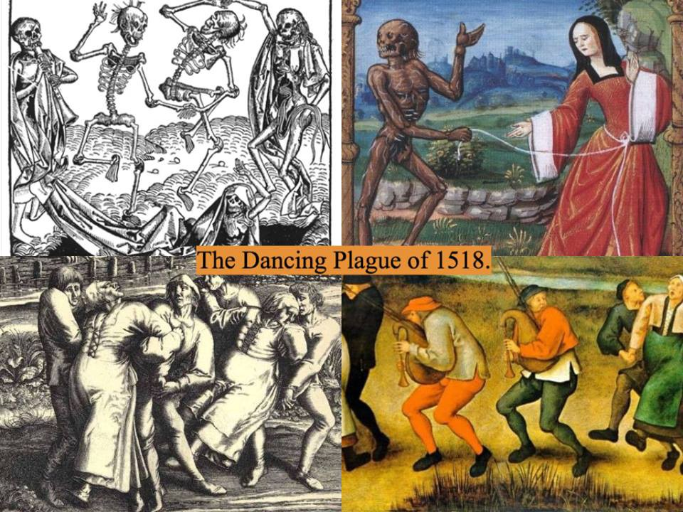 Dancing Plague of 1518