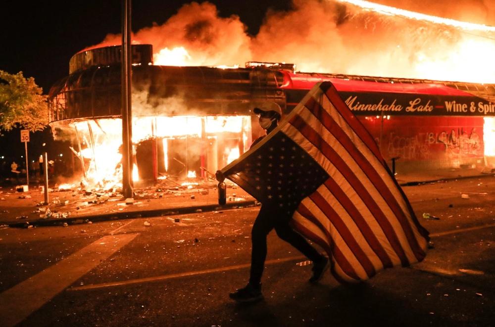 Minnesota George Floyd Riots